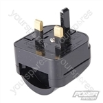 EU to UK Converter Plugs - CEE 7/17