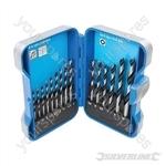 Lip & Spur Drill Bit Set - 15 Pce 3 - 10mm