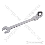Flexible Head Ratchet Spanner - 19mm