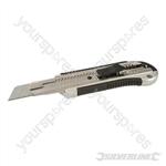 25mm Metal Snap-Off Knife - 25mm