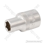 "Socket 1/2"" Drive 6pt Metric - 10mm"