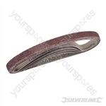 Sanding Belts 10 x 330mm 5pk - 40 Grit