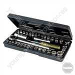Socket Set 40pce - 40pce