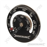Magnetic Stove Thermometer - 0 - 500°C / 32 - 932°F