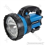 5W Lithium Rechargeable 3 Function Torch - 200 Lumen