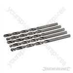 Metric HSS-R Long Series Bits 5pk - 8.0 x 165mm