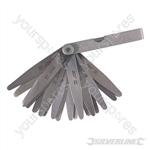 Feeler Gauge - 26 Leaves (0.051 - 0.635mm)