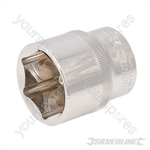 "Socket 1/2"" Drive 6pt Metric - 28mm"