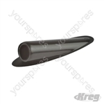 Plastic Plugs 50pk - Black