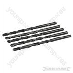 Metric HSS-R Long Series Bits 5pk - 7.5 x 157mm