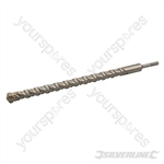 SDS Plus Crosshead Drill Bit - 30 x 460mm
