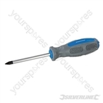 Hammer-Through Screwdriver Pozidriv - PZ1 x 75mm