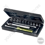 Socket Set 17pce - 17pce
