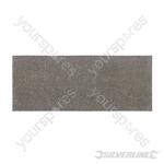 Hook & Loop Mesh Sheets 115 x 230mm 10pk - 180 Grit