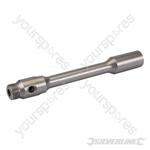 Core Drill Arbor Extension Bar - 200mm