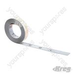 Self-Adhesive Measuring Tape Imperial 3.65m (12') - KMS7724 L-R