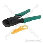 Telecoms Crimping Tool - 195mm