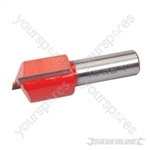 "1/2"" Straight Metric Cutter - 22 x 25mm"