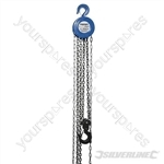 Chain Block - 2000kg / 3m Lift Height
