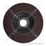Aluminium Oxide Flap Disc - 125mm 40 Grit