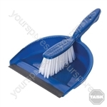 Dustpan & Brush Set Display Box 24pk - 280 x 220mm