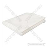 Non-Woven Dust Sheet - 3.6 x 2.7m (12' x 9') Approx