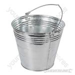 Galvanised Bucket 3pk - 14Ltr