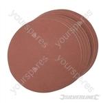Self-Adhesive Sanding Discs 150mm 10pk - 240 Grit