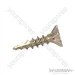 Goldstar Advanced Chipboard Screws - 3 x 13mm 200pk