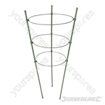 3-Tier Plant Support - 180, 200 & 220mm Dia