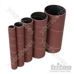 Aluminium Oxide Sanding Sleeves 5pce - TSPSS150G5PK Sanding Sleeves 5pce 150G