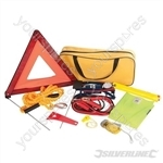 Car Emergency Kit 9pce - 9pce