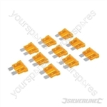ATO Regular Automotive Blade Fuses 10pk - 5A Tan