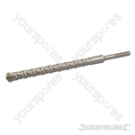 SDS Max Crosshead Drill Bit - 38 x 500mm