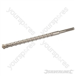 SDS Max Crosshead Drill Bit - 30 x 500mm