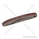 Sanding Belts 13 x 457mm 5pk - 40 Grit