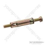 Masonry Shield Anchor Bolt - M10 x 115mm 5pk