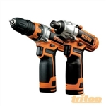 T12 Drill Driver & Impact Driver Twin Pack 12V - T12TP