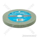 Green Silicon Carbide Bench Grinding Wheel - 200 x 20mm Medium