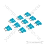 ATO Regular Automotive Blade Fuses 10pk - 15A Blue