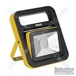 Slimline LED Floodlight Rechargeable - 20W