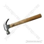Hardwood Claw Hammer - 16oz (454g)