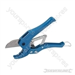 Ratcheting Plastic Pipe Cutter - 42mm